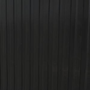 RIBLOPER BREED ZWART 6 mm