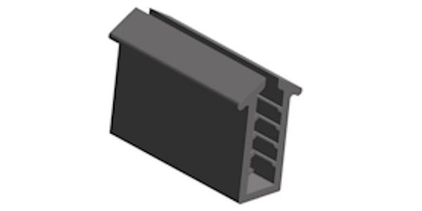 fassungsprofil gummiprofile technirub. Black Bedroom Furniture Sets. Home Design Ideas