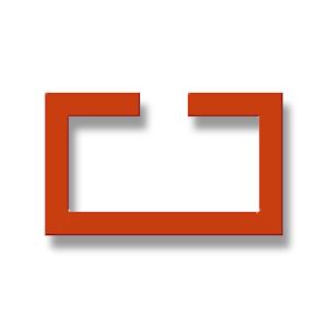 Silikon-Vierkantprofil