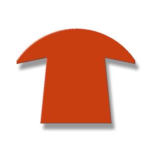 Silikon-T-Profile