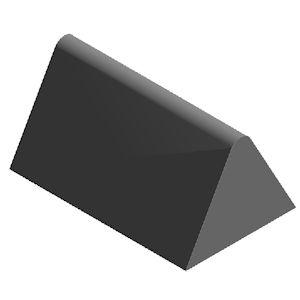 Dreikantprofile aus Gummi